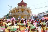 Carnaval scene Jacmel